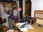 Renovierung der Heimatstube
